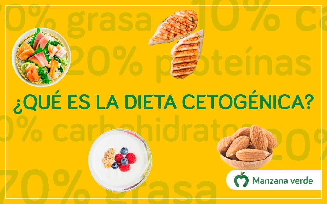 ¿Qué es la dieta cetogénica y cómo hacer un menú adecuado?