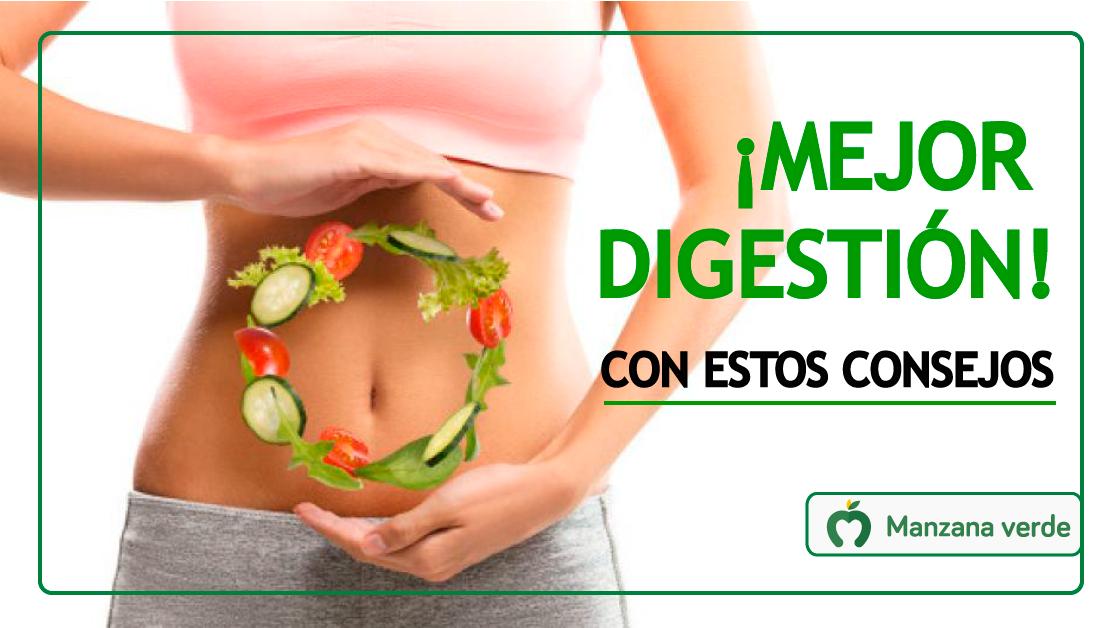 ¿Cómo tener una buena digestión? Aquí unos consejos muy efectivos