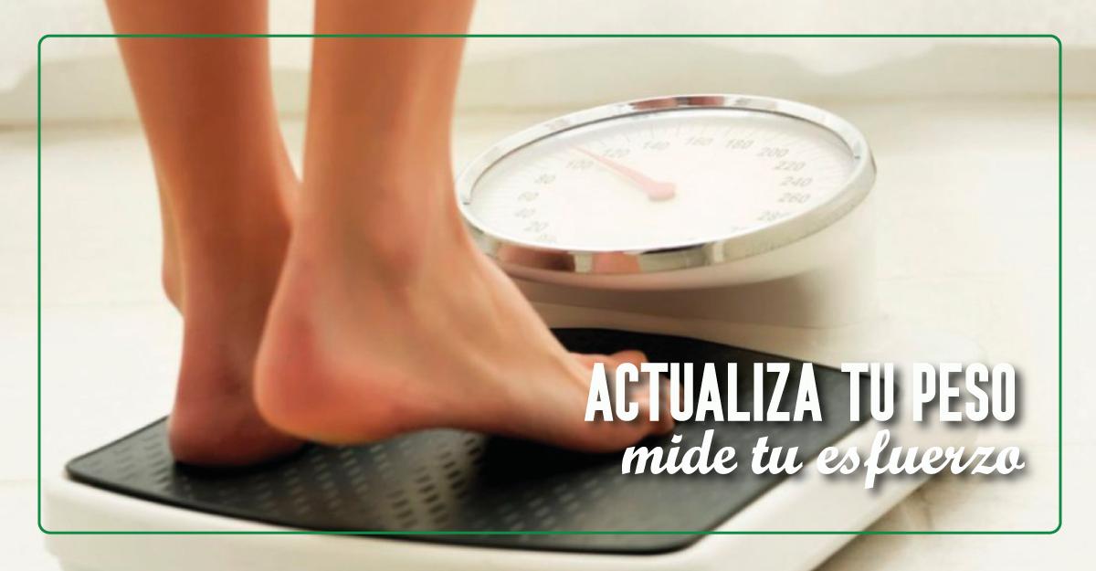 App para controlar tu peso y medir los resultados de tu plan de alimentación saludable