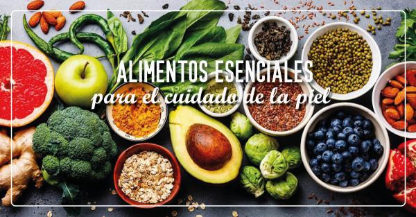 Alimentos para el cuidado de la piel que debes consumir de forma diaria