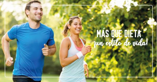 Más que una dieta saludable, un estilo de vida por Manzana Verde