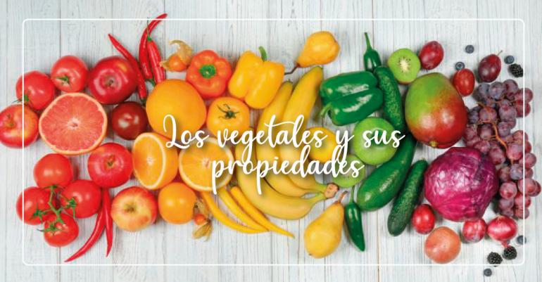 ¿En qué nos beneficia cada color de los vegetales?
