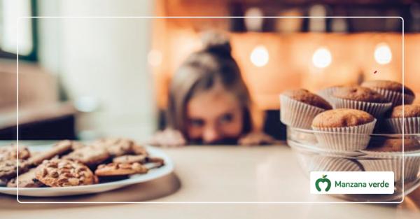 ¿Cómo controlar la ansiedad de comer durante el día?
