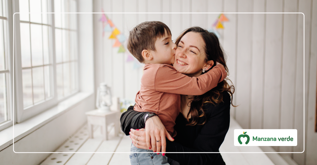 La clave para ser una mamá feliz y saludable