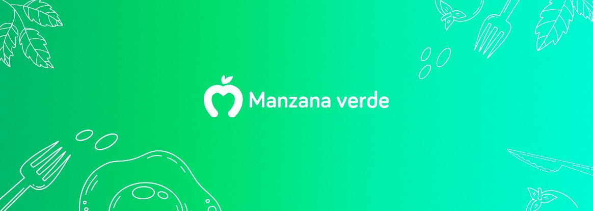 Manzana Verde: comida sana para una alimentación saludable
