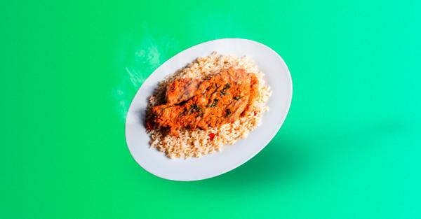 Comida saludable mexicana: receta de bacalao con jitomate