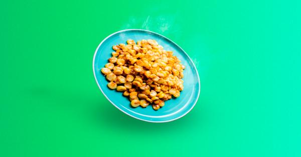 Comida saludable mexicana: receta de esquites