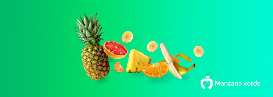 ¿Es recomendable comer frutas de noche?