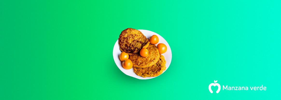 Receta de tortitas de avena y zanahoria – Comida saludable mexicana