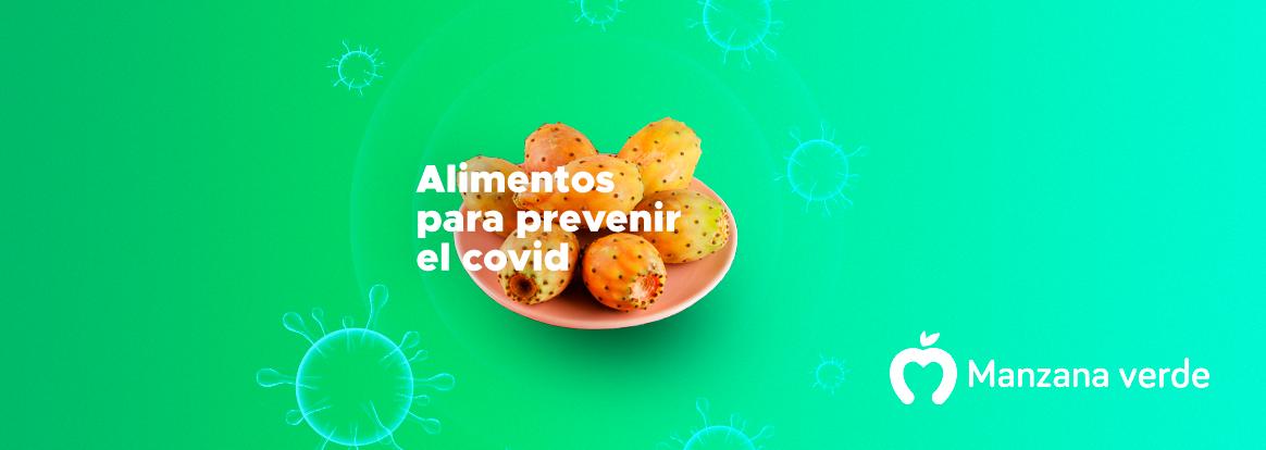 7 alimentos mexicanos para prevenir el covid