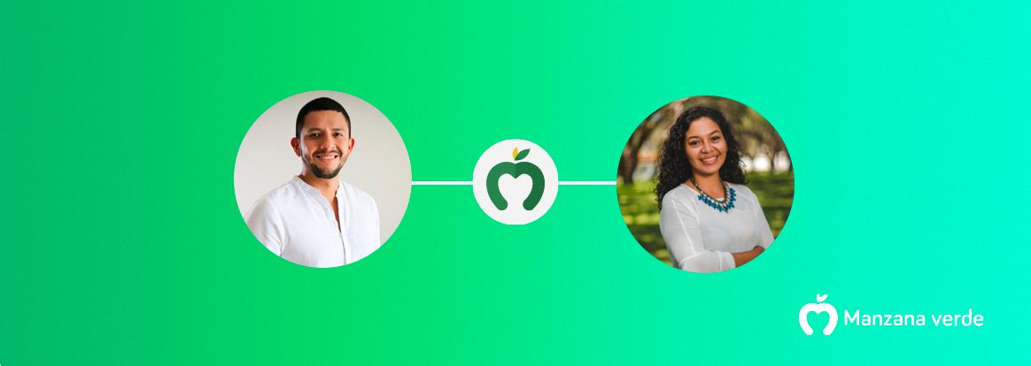 El éxito de dos jóvenes emprendedores: la historia de Manzana Verde